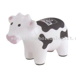 Sound chip milk cow shape stress reliever