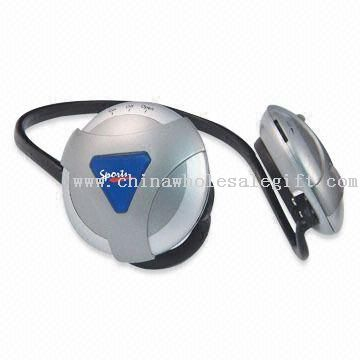 am fm pll digital headphone radio with lcd alarm clock headphone radio. Black Bedroom Furniture Sets. Home Design Ideas