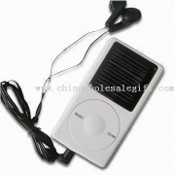Solar Radio with Low Power Consumption, Suitable for Electronic or Promotion Gifts images