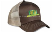 Mesh Back Trucker Cap - Embroidered images