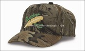 Six-Panel Camouflage Cap images