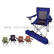 Mesh Folding Chair with Carrying Bag images