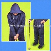 PVC Golf Rainsuit with Long Use Time images