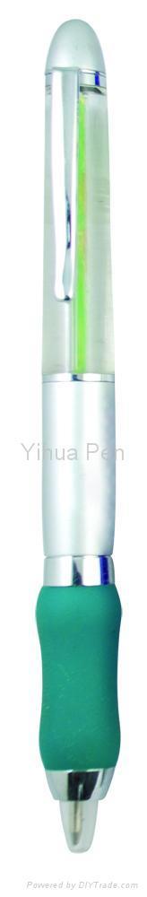 Floating pens liquid acrylic pens