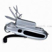 Camping Light with Survival Knife and Multifunctional Tool images