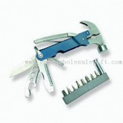 Driver Multi-Tools with Nylon Pouch and Sharp Knife Blade images
