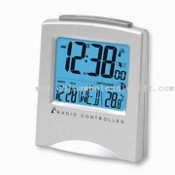 Radio Controlled Table Clock with Calendar images