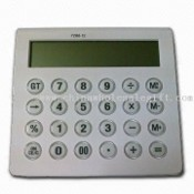 Desktop Calculator with 12 Digits and Big Display images
