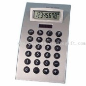 Eight Digits Arch Style Desktop Calculator with LCD Display images