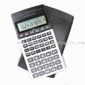 Functions Scientific Calculator with Steel Cover on Key Board images