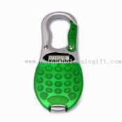 Promotional Mini-sized Digital Carabiner Calculator in Cute Design images