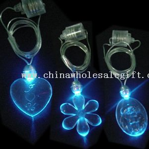 Led Pendent With Different Shape Charms (Magnetic Connection)
