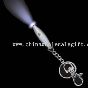 Olive Shape Led Light Keychain