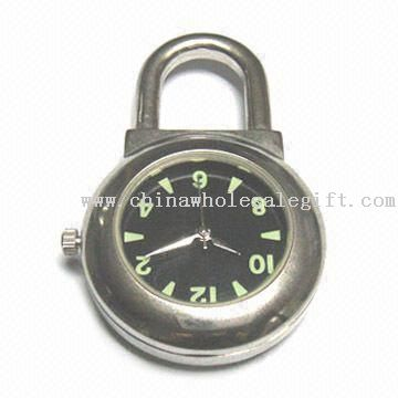 Carabiner Watch, Customers Logo Can be Imprinted