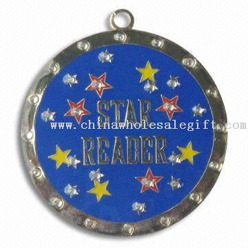 Medal with Crystals