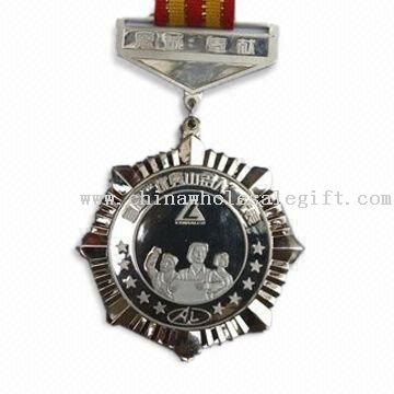 Souvenir/Sports Medal, Made of Iron, Gold, Silver, Brass, and Pewter
