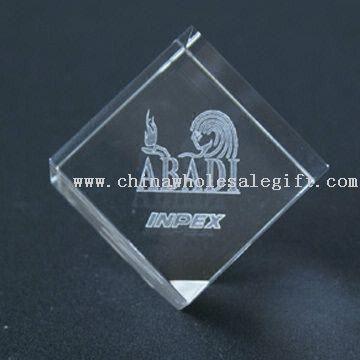 Crystal 3D Laser Crafts, Made of K9