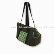 Pet Thick Canvas Fabric Carrier Bag images