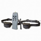 Dog Training Collar Pet Training Device with Waterproof Collar and Prolong the Life of Batteries images