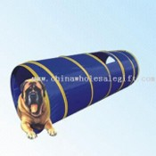 Dog Tunnel with Pop Out Holes images