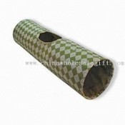 New Color Pet Tunnel with Printing, Measures 25 x 90cm images