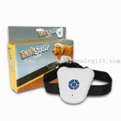 Pet Collar Bark Stop Collar with On/Off Button and Ultrasonic Selections images