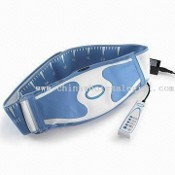 Massager Belt with Automatism or Manual Functions and Measure Shows images