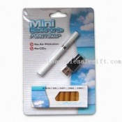 Electronic Cigarette with Atomizing Device and 10pcs Cartridge images