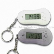 UV Meter with Keychain and Time Display Function, CE Approved images