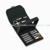 7-in-1 Makeup Kit & Manicure Set images