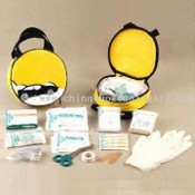 Toiletry Travel Kits, Made of Strong ABS Plastic images