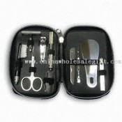 Toiletry Travel Kit, Include 1pc Toothbrush and 1pc Razor Blade images