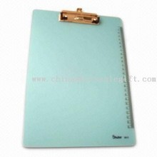 23 x 31.5cm High-quality Semi-clear PP Sheet Clip Board images