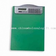 Clip Board with Calculator images
