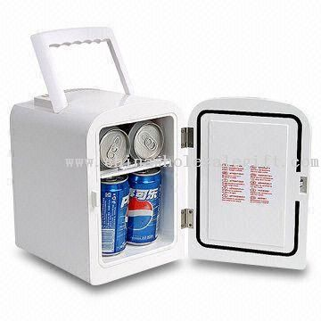 4L Miniature Fridge with Capacity of 4L