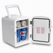 4L Miniature Fridge with Capacity of 4L images