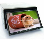 7 Two-Din DVD player w/Bluetooth RDS & IPOD, GPS & DVB-T built-in (TMC optional) images