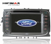 Ford Special for Ford Mondeo/09 Focus/S-Max Special for Integrative Car DVD images