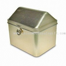 Metal Trinket Box with Competitive Price and Good Quality images