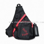 Sling Bag with Bottle and Adjustable Strap for Steadiness images