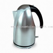 1.7L Electric Kettle with Aluminum Body, Automatically Turns Off When Water Boiled images
