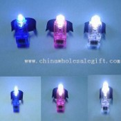 Light Up Finger Light Up Finger with Push On/Off Buttons images
