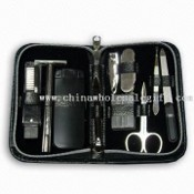 Toiletry Travel Kit with 2pcs Razor Blade and 1pc Single Bottle Opener images