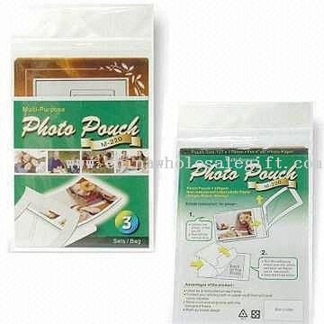 Laminating Photo Pouch