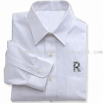 Shirt & Tie with Corporate Logo