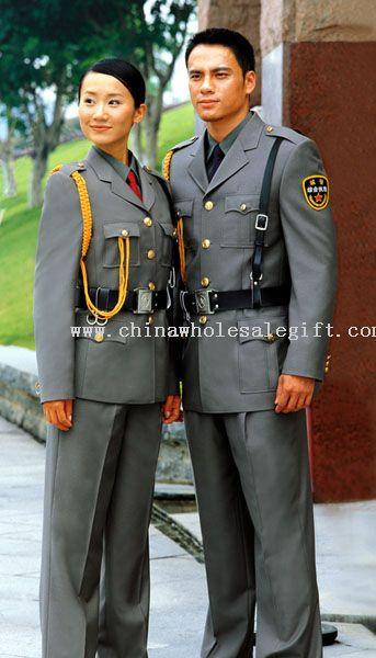 Uniform for City Supervisor