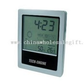 LCD Clock with Weather Station images