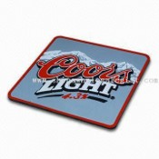 Soft Rubber Coaster/Cup Pad images