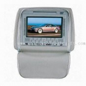 Headrest Car DVD Player with Screen Cover images