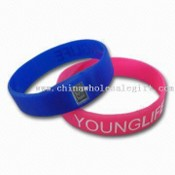 Silicone Watch Bands for promotional Purpose images